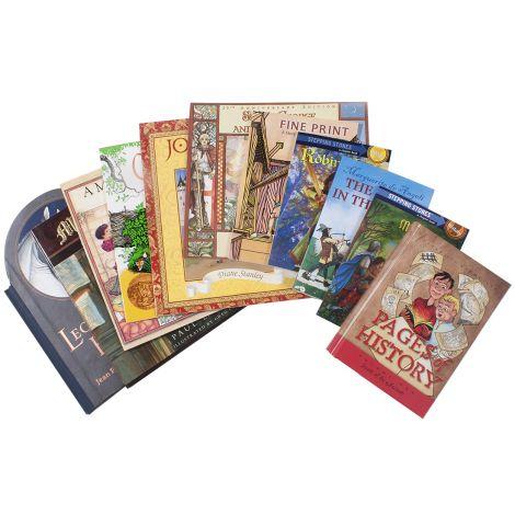 Middle Ages, Renaissance & Reformation Self-Paced - Level 1 - Literature Kit