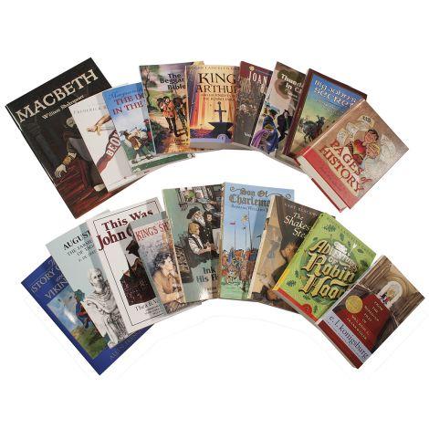 Middle Ages, Renaissance & Reformation Self-Paced - Level 2 - Literature Kit