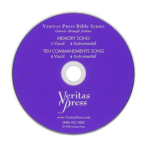 Genesis to Joshua Memory Song CD