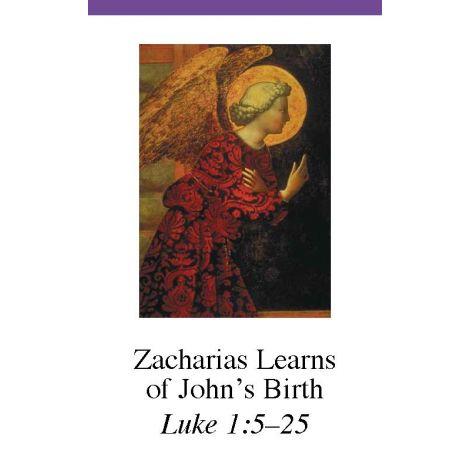 Gospels Flashcards