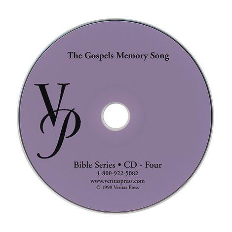 Gospels Memory Song CD