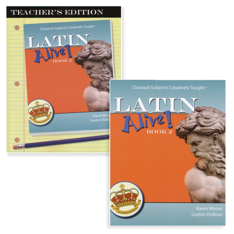 Latin Transition II - Live Course Kit
