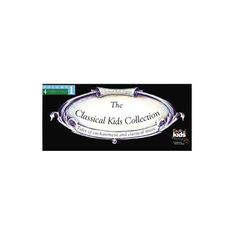 Classical Kids Vol 1 CDs