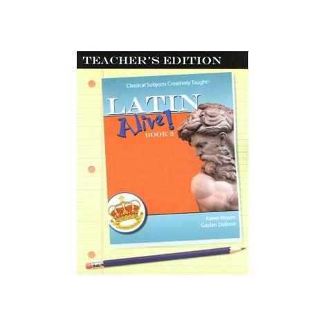 Latin Alive! 2 Teachers Edition