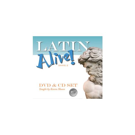 Latin Alive! 2 DVD and CD Set