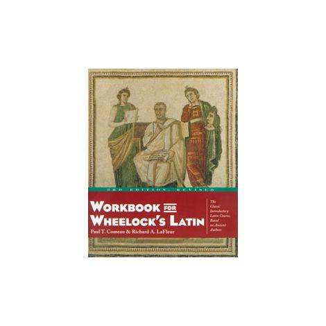 Wheelock's Latin Workbook, 3rd Ed. Revised