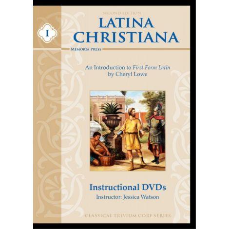 Latina Christiana 1: Introduction to Christian Latin: DVD-ROM