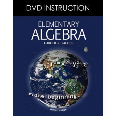 Elementary Algebra DVDs
