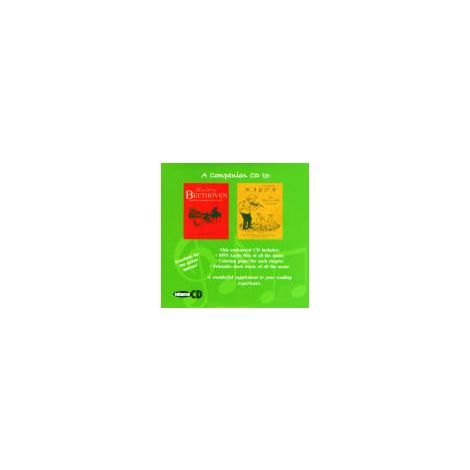 Stephen Foster and Edward MacDowell Companion CD