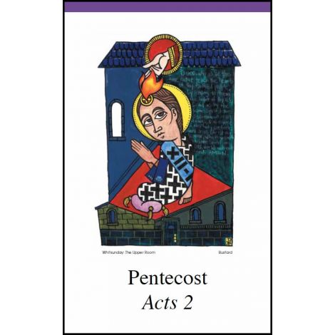 Acts to Revelation Flashcards
