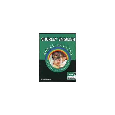 Shurley English Level 3 Student Workbook