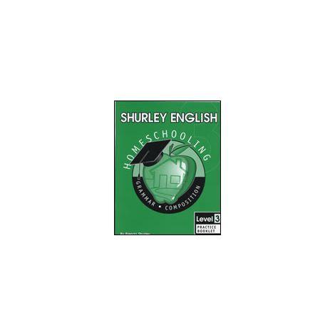 Shurley Level 3 Practice Booklet   Veritas Press