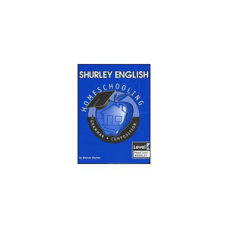 Shurley Level 4 Practice Booklet