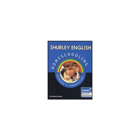 Shurley English Level 4 Student Workbook   Veritas Press