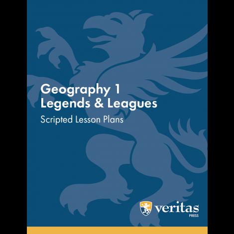 Geography 1 - Legends & Leagues - Lesson Plans