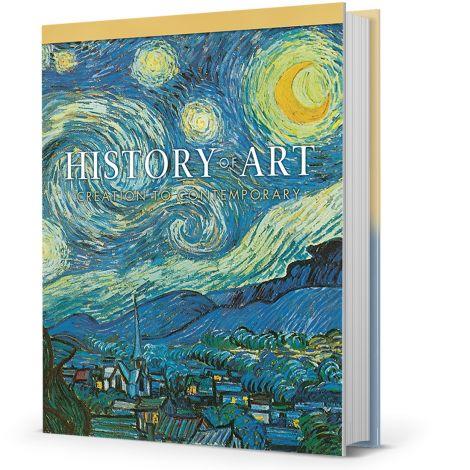 History of Art Workbook (eBook)