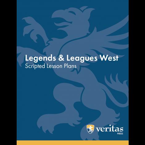 Geography - Legends & Leagues West - Lesson Plans