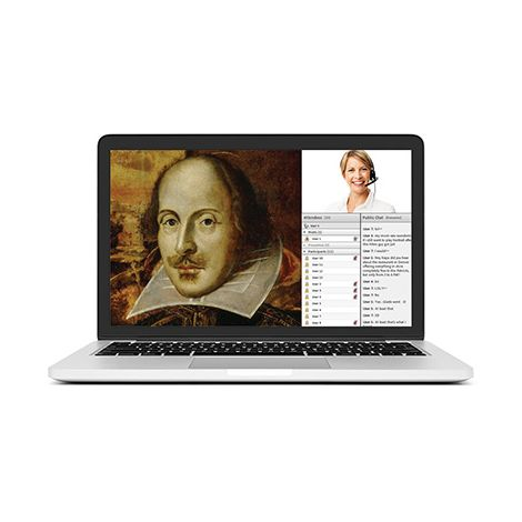 Poetry - Live Online Course