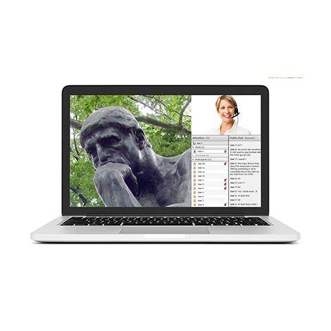 Rhetoric I - Live Online Course