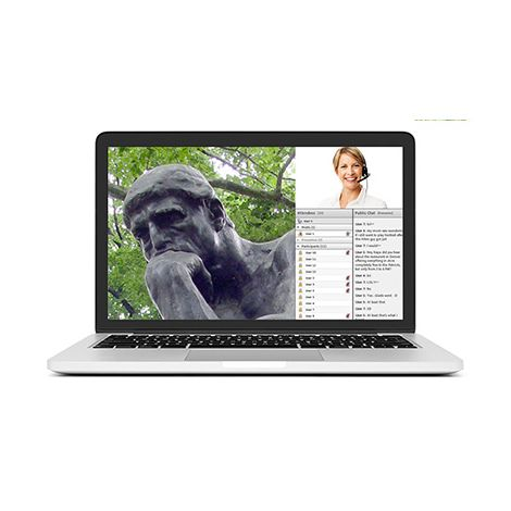 Senior Thesis - Live Online Course