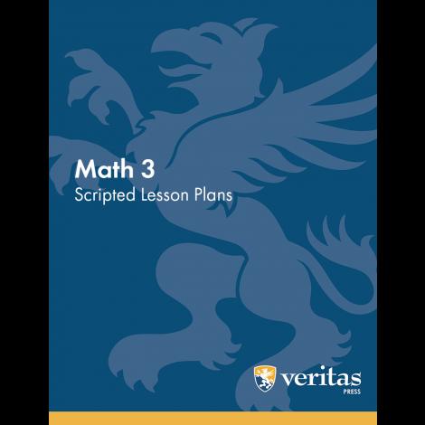 Math 3 - Saxon 54 - Lesson Plans
