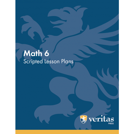 Math 6 - Saxon Algebra 1/2 - Lesson Plans