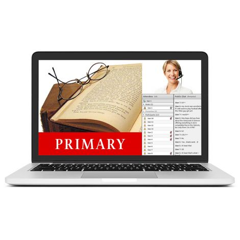 Omnibus II Primary - Live Online Course