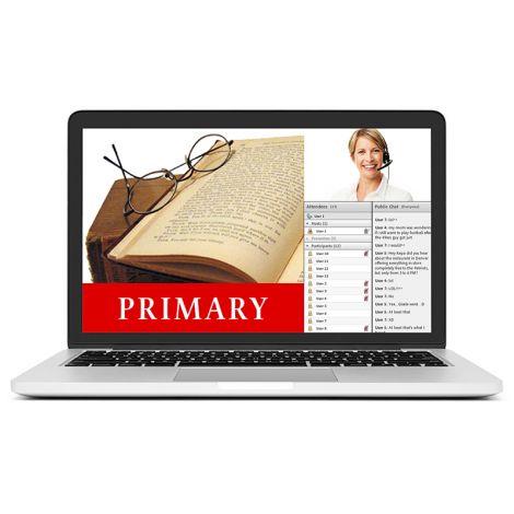 Omnibus IV Primary - Live Online Course