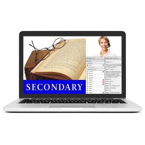 Omnibus VI Secondary - Live Online Course
