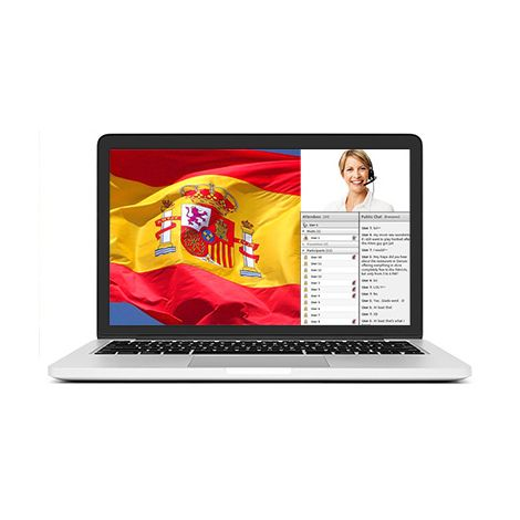 Spanish III - Live Online Course