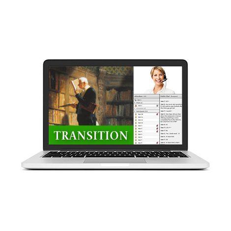 Literature Transition - Live Online Course