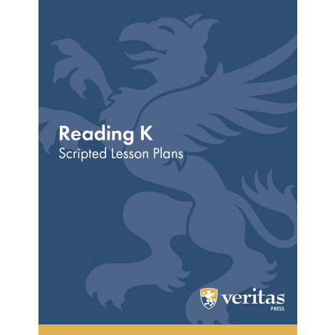 Reading K - Lesson Plans