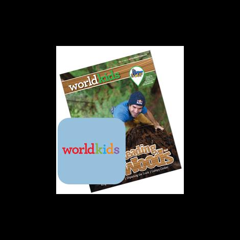 WORLDkids Magazine Annual Membership